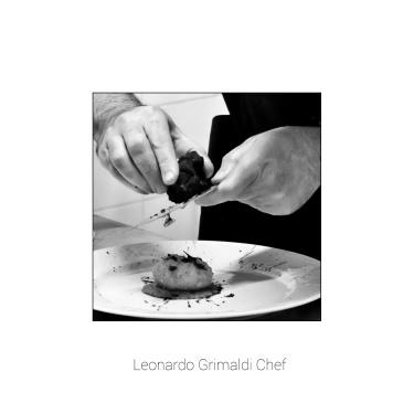 Leonardo Grimaldi Chef 2014
