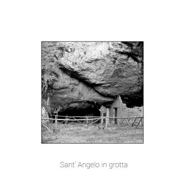 Sant'Angelo in grotta 2017