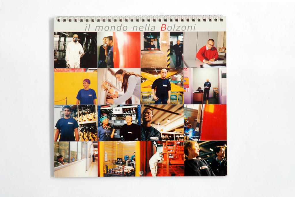 Calendario BOLZONI Spa